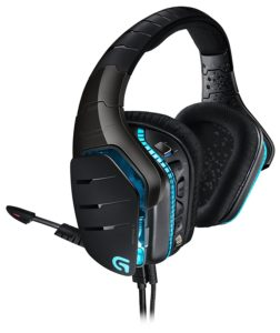 Logitech G633 Artemis Spectrum – RGB 7.1 Dolby and DST Headphone Surround Sound Gaming Headset – PC, PS4, Xbox One, Switch, and Mobile Compatible –