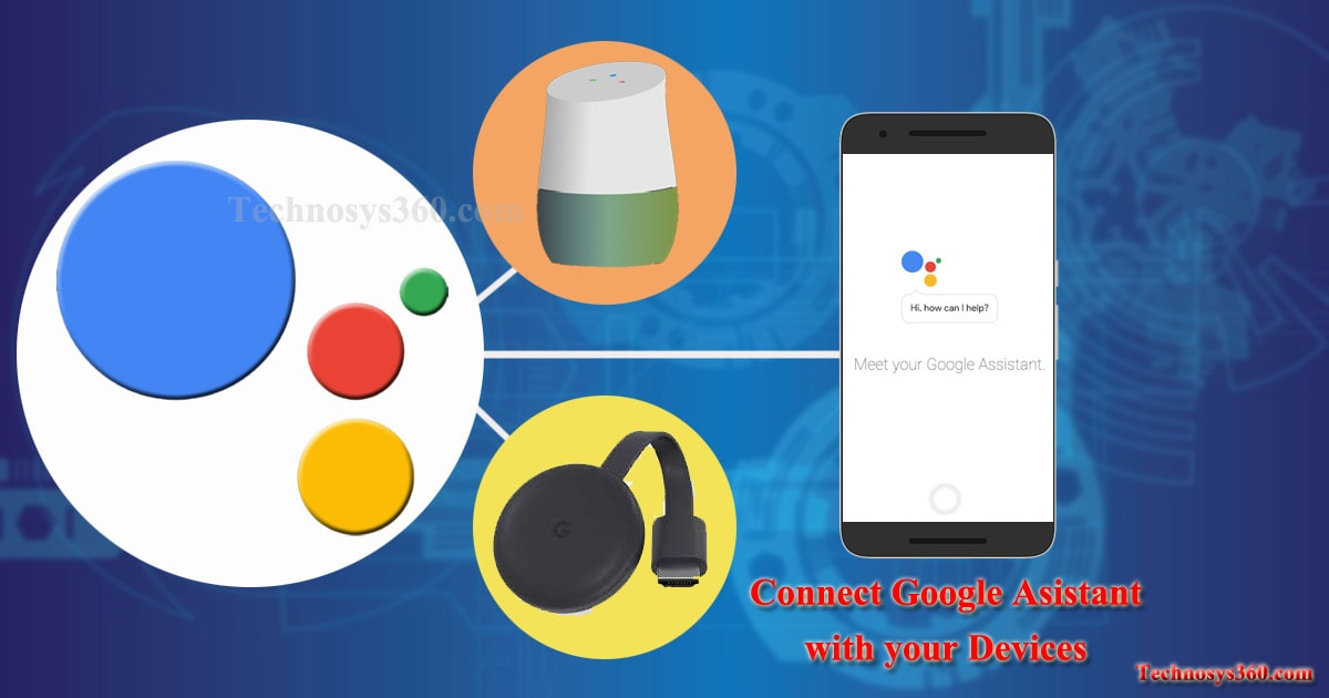 How to Setup Google Assistant with SmartThings